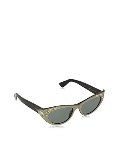 Gucci Gafas de Sol 3807/S 5L U49 (52.5 mm) Topo / Negro