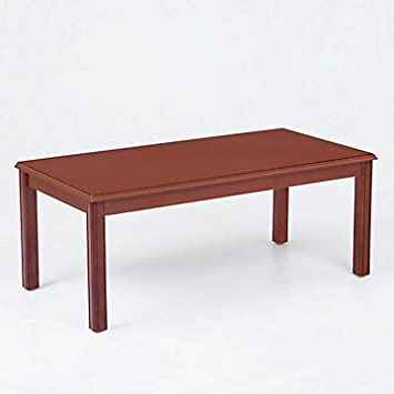 Franklin Coffee Table (Mahogany Finish)