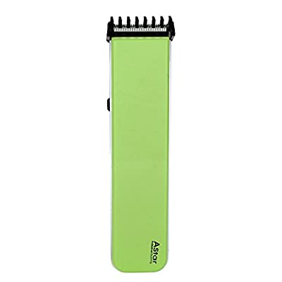 Astar Skin Advance NSK255 Trimmer For Men,women(Green),1 Year Replacement Warranty