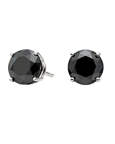 black-round-cut-cz-basket-set-sterling-silver-stud-earrings-7mm