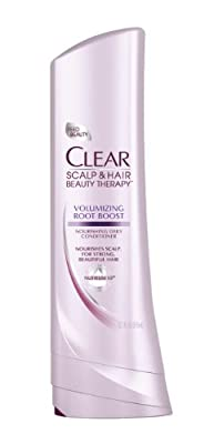 CLEAR SCALP & HAIR BEAUTY Volumizing Root Boost Nourishing Conditioner, 12.7 Fluid Ounce