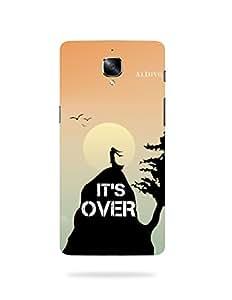 alDivo Premium Quality Printed Mobile Back Cover For One Plus One / One Plus One Back Case Cover (MKD264)