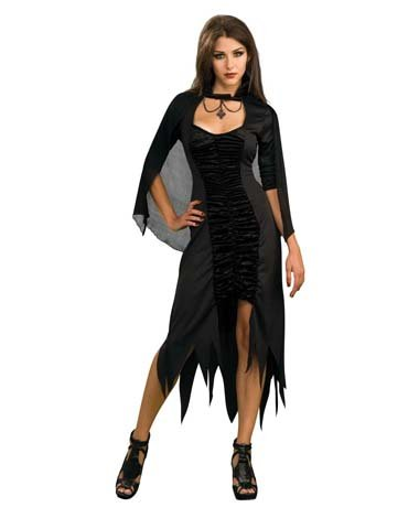 Rubies Costume Co Women's Vampire Coffin Dress Costume