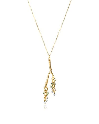Diane Yang Designs Cascading Branch Necklace As You See
