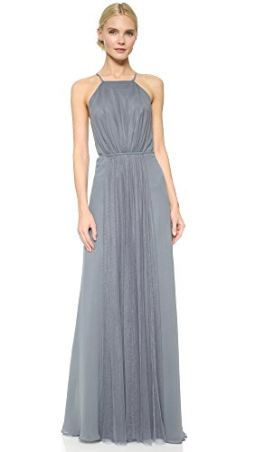 monique-lhuillier-bridesmaids-womens-halter-dress-with-tulle-panel-steel-0