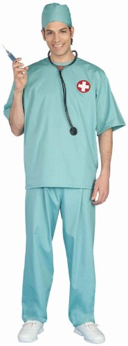 Seasons - Medical Doctor Adult Costume