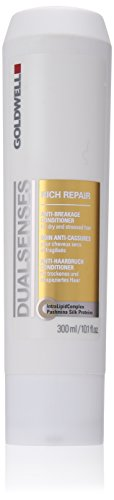 Goldwell Dualsenses Rich Repair Anti-Breakage Conditioner for Unisex, 10.1 Ounce (Goldwell Repair Conditioner compare prices)