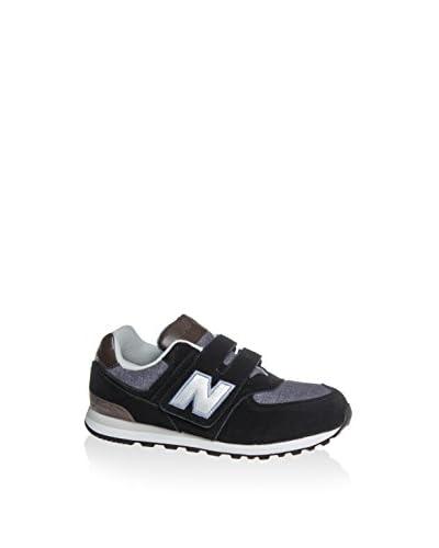 New Balance Zapatillas Negro / Gris