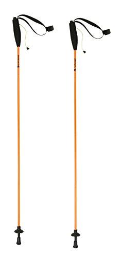 Ferrino Eiger Bastoncino da Trekking, Arancione, 115 cm