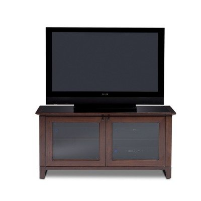 Cheap Novia 47″ TV Stand in Cocoa Stained Cherry (8424CO)