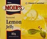 Moirs Jelly - Lemon - 80g