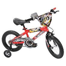 Hot Wheels 14 inch Boys Bicycle