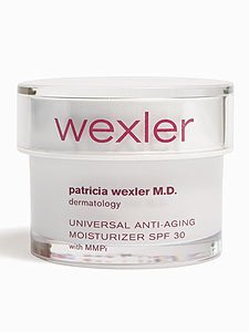 Patricia wexler md facial products seems