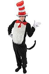 Cat in Hat Adult Costume