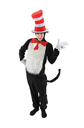 Cat in Hat Adult Costume