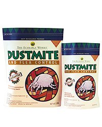 Dust Mite & Flea Control 2 Lbs back-7500