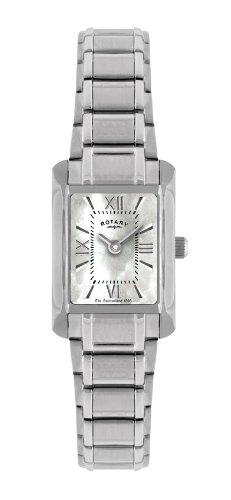 Rotary Ladies Stainless Steel Quartz Bracelet Watch