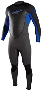 Buy o neill reactor 3 2 full black by o neill wetsuits