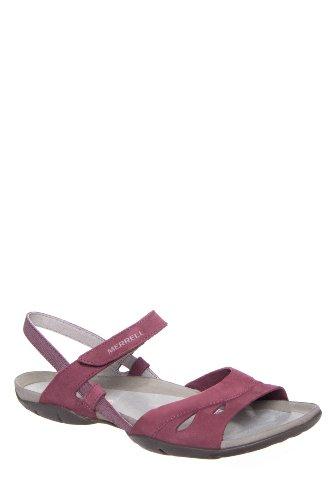Barefoot Life Flicker Wrap Ankle Strap Sandal