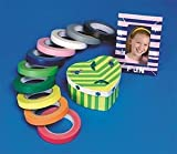 Colored Masking Tape Set (Set of 10)