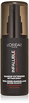 L'Oreal Paris Cosmetics Infallible Pro-Spray and Makeup Extender, Setting Spray, 3.4 Fluid…