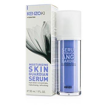 Kenzo Kenzoki Weißer Lotus Moisturizing Skin Guardian Serum 30 ml