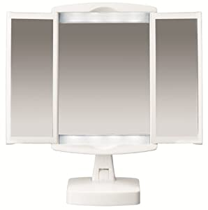 Conair Plastic Lighted Mirror