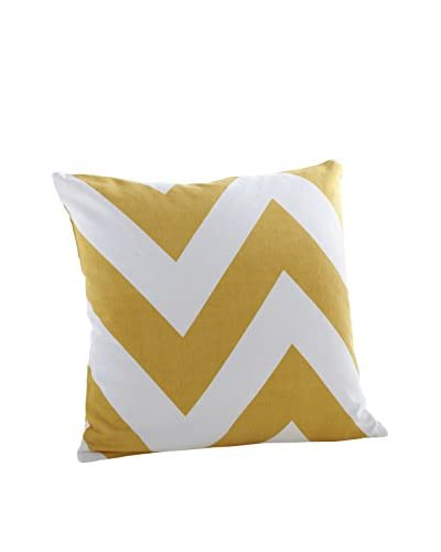 zestt Charlie Throw Pillow, Honey