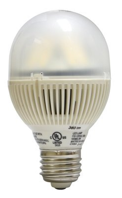 RAB Lighting WPLEDFC104W//PCS Wall Pack 104-Watt Full Cutoff Cool LED 120-volt PCS White