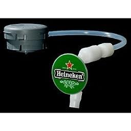 Heineken BT10001 BeerTender Tubes, 10 Count