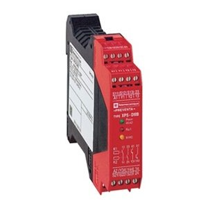 Safety Relay, 24Vdc, 2.5A