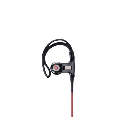 Powerbeats By Dr. Dre In-Ear Headphone (Black) Color: Black Size: One Size