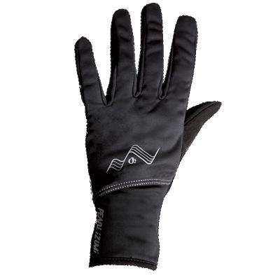 Image of Pearl Izumi 2011/12 Women's Select Softshell Lite Full Finger Cycling Gloves - 14241011 (B004BMAMRY)