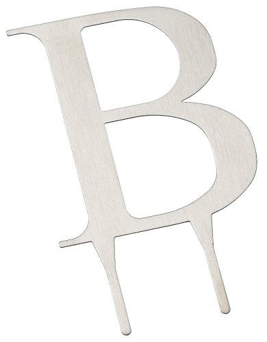 Weddingstar-3-Inch-H-Brushed-Silver-Monogram-Letter-B
