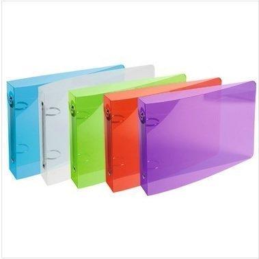 1-classeur-pour-fiches-bristol-125x200-2-anneaux-crystal-transparent-coloris-assortis