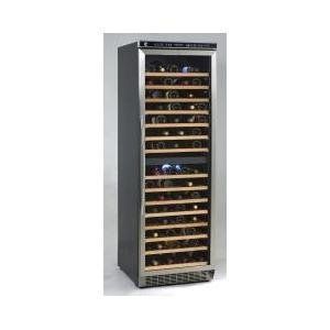 Avanti WCR682SS-2 166 Bottle Capacity Free-Standing Wine Cooler with Stainless Steel Frame Door