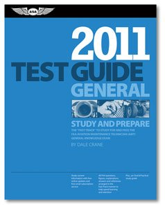 ASA 2011 A&P Test Guide: General