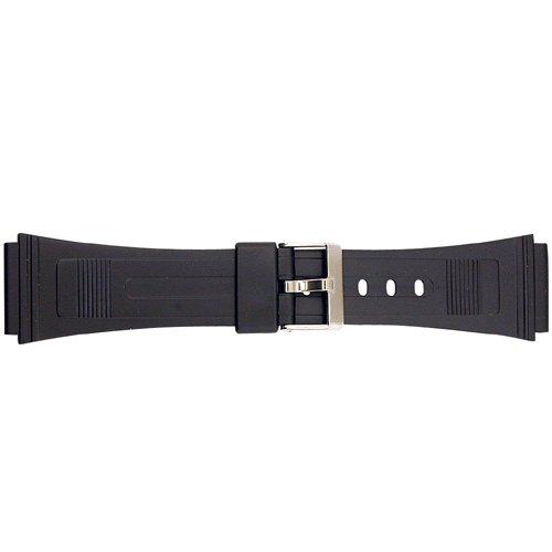 casio-watch-strap-19mm-pvc-rubber-with-stainless-chrome-buckle-p63-by-condor