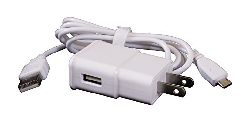 Readyplug® Wall Charger For Bose Quietcomfort 20I - Usb Adapter And Charger Cable (White)
