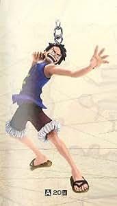 One Piece High Grade Coloring Figure Vol. 4 Schlüsselanhänger / Figur: Monkey D. Ruffy / Luffy
