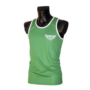Hatton Boxing Club Vest - Green, Youth's