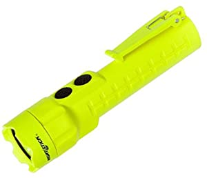 Nightstick XPP-5422G Intrinsically Safe Polymer Dual-Light - Non-Rechargeable by Nightstick