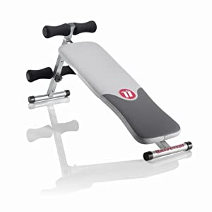 Universal Decline Bench Abs Workout Fitness Exercise Ab Crunch Board New Ebay