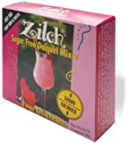 Zilch Sugar Free Daiquiri Mixer (Box of 10 Individual-serving Size Packets)