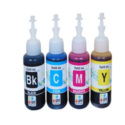 790 COLOR INK SET FOR CANON 75 GMS