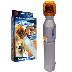 PediPaws - The Incredible Pet Nail Trimmer. Product Category: As Seen on TV