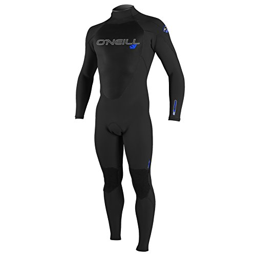 O' Neill Wetsuits - Muta da uomo Epic 5/4 mm Full Wetsuit, Uomo, Neoprenanzug Epic 5/4 mm Full Wetsuit, nero, XL