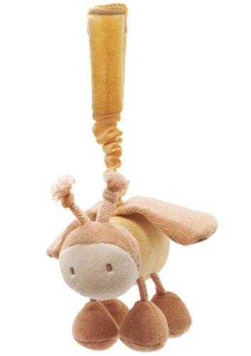 Miyim Plush Stroller Toy, Bailey The Bee