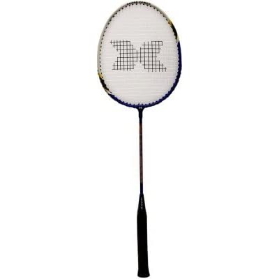 Vector X 3/4 Cover Badminton Racquet VXB-510 Blue/White