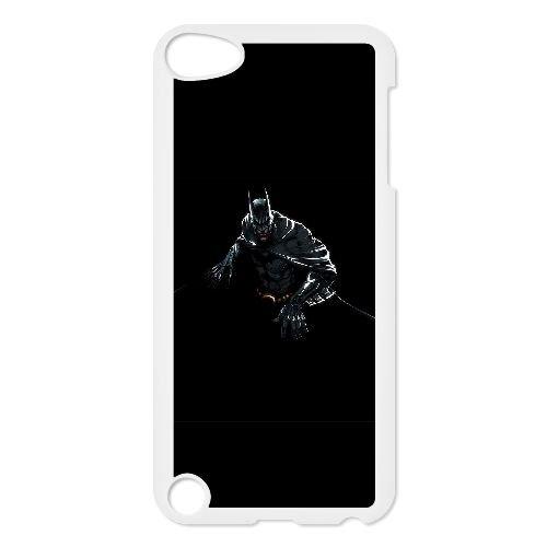 Q7E66 ah batman dark hero pose illust art B7G2IU cover iPod Touch 5 Case Cover White DI5FEH2FP